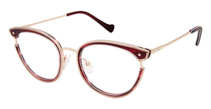 Betsey Johnson YES PLEASE Eyeglasses