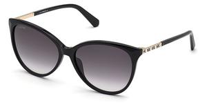 Swarovski SK0309 Sunglasses