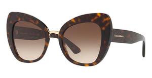 Dolce & Gabbana DG4319F Sunglasses