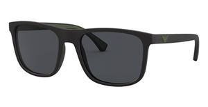 Emporio Armani EA4129F Sunglasses