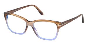 Tom Ford FT5597-F-B Eyeglasses