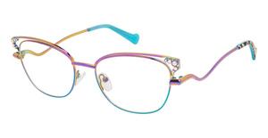 Betsey Johnson ALL NIGHTER Eyeglasses