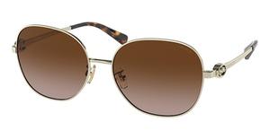 Coach HC7123 Sunglasses