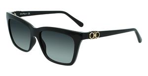Salvatore Ferragamo SF1027S Sunglasses