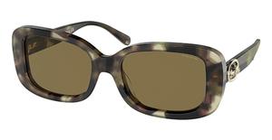 Coach HC8330 Sunglasses