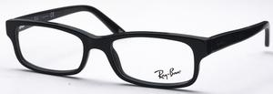 Ray Ban Glasses RX5187 Shiny Black