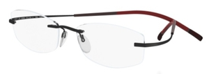 Silhouette 7581-4248 Black Red Passion