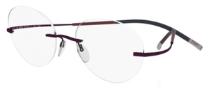 Silhouette 7581-7580 Bordeaux  Flair