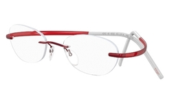 Silhouette 7770-7768 Cherry Red