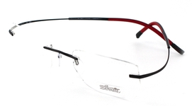 Silhouette 7772 Black / Red