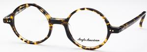 Anglo American AA400 Tortoise Shell w/ Yellow TOSH