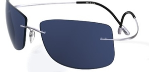 Silhouette 8642 Grey Polarized
