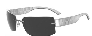 Silhouette 8647 Gray Polarized