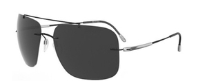Silhouette 8649 Gray Polarized