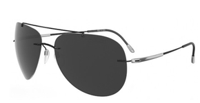 Silhouette 8650 Gray Polarized