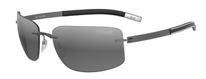 Silhouette 8653 Gray Polarized