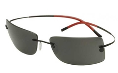 Silhouette 8654 Gray Polarized