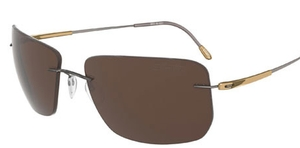 Silhouette 8655 Polarized Brown