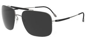 Silhouette 8657 Polarized Gray