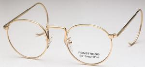Shuron Ronstrong Gold/Cable Temples