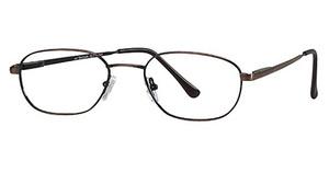 Capri Optics Peach Eyeglasses