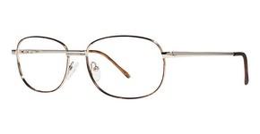 Modern Optical Comet Eyeglasses