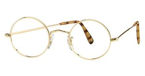 Berkshire Chase Savile Row Round Gold 14KT Prescription Glasses