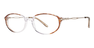 Modern Optical Ginger Prescription Glasses