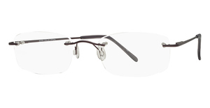 BT2150 Silver Dollar Eyeglasses