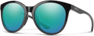 Smith Somerset Sunglasses one Size Black//Polarized Gray