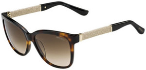 Jimmy Choo Cora/S Sunglasses