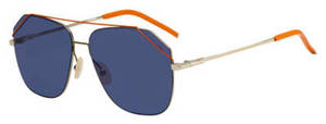 Fendi Men Ff M 0043/S Sunglasses