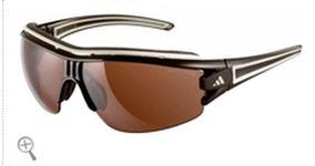 Adidas a167 evil eye halfrim pro L shiny brown/off white