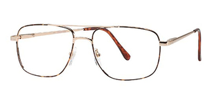Capri Optics Olive Demi Amber
