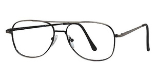 Capri Optics Walnut Antique Silver