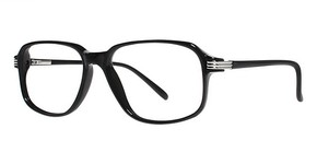 Modern Optical Rick Black/Silver