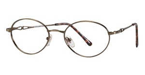 Modern Optical Passion Antique Gold
