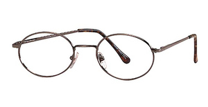 Modern Optical Basic Antique Brown