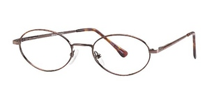 Modern Optical Spirit Antique Brown