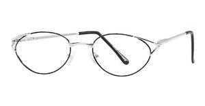Modern Optical Linda Black-Silver