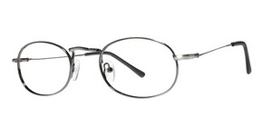 Modern Optical Universe Antique Silver