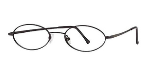 Modern Optical Delegate Matte Black 5284