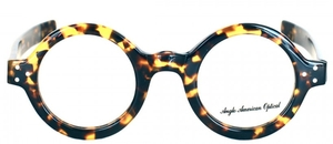 Anglo American AA180 Tortoise Shell with Yellow