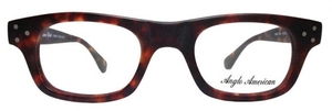 Anglo American AA181 Red Tortoise with Matte Finish