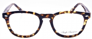 Anglo American AA254e Tortoise Shell with Yellow