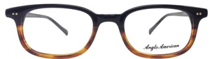 Anglo American AA259 Black Fade to Tortoise BBTT