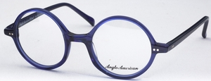 Anglo American AA400 Transparent Dark Blue