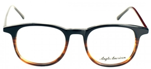 Anglo American AA402 Black Fade to Tortoise