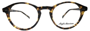 Anglo American AA406 Tortoise Shell with Yellow