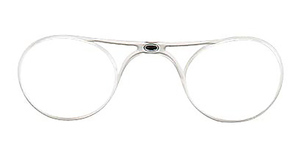 Adidas Optical Insert, Rimmed Clear